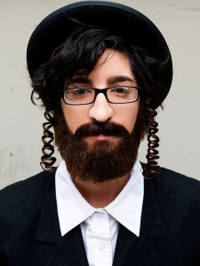 Jewish - beard